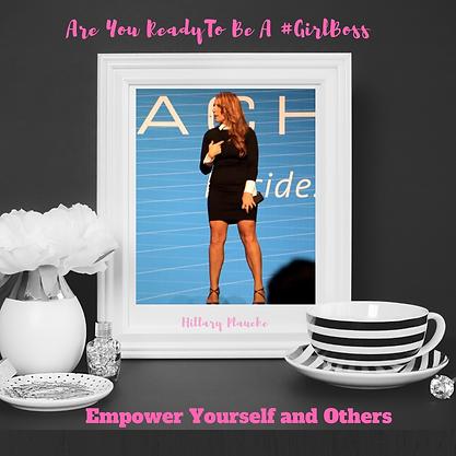 Girl Boss | Hillary Plauche | FItness | Get Fit