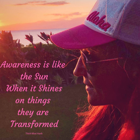 One of the key ingredients in finding happiness is self-awareness!