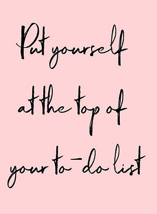 Put Yourself At The Top Of Your To-Do List | Hillary Plauche