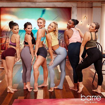 Barre Blend Workout | Get Fit | Hillary Plauche