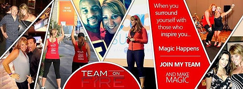 Team On Fire | Fitness Coaching | Get Fit
