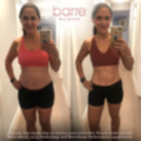 Barre Blend Workout | Before and After | Get Fit