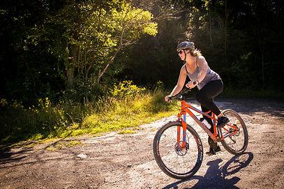 Mountainbike Ardennen