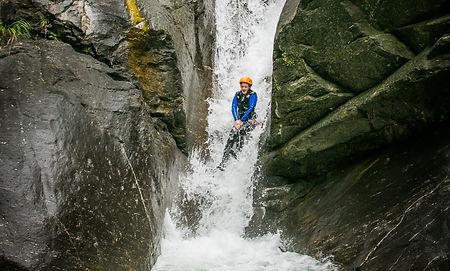 canyoning frankrijk
