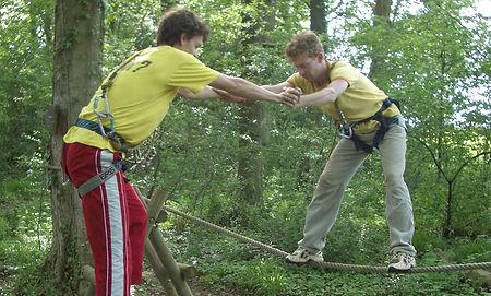 trust rope
