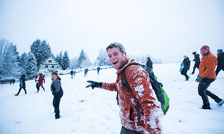 sneeuw event sauerland