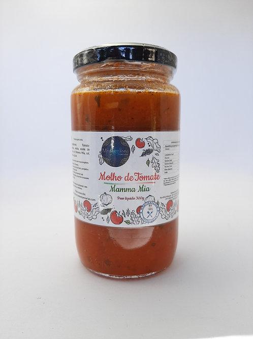 Molho de Tomate Artesanal