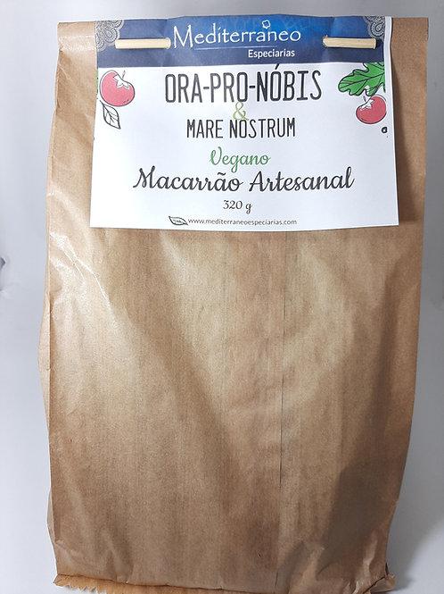 Macarrão Artesanal com Ora-Pro-Nóbis e Mare Nostrum