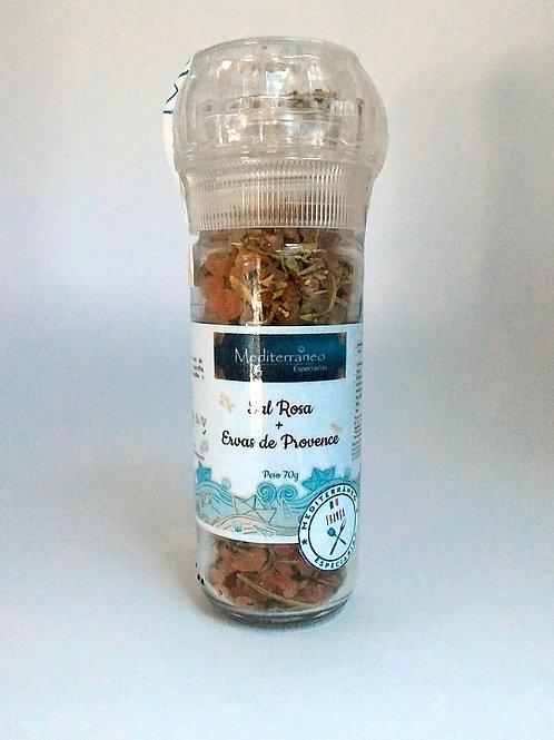 Sal Rosa + Ervas de Provence