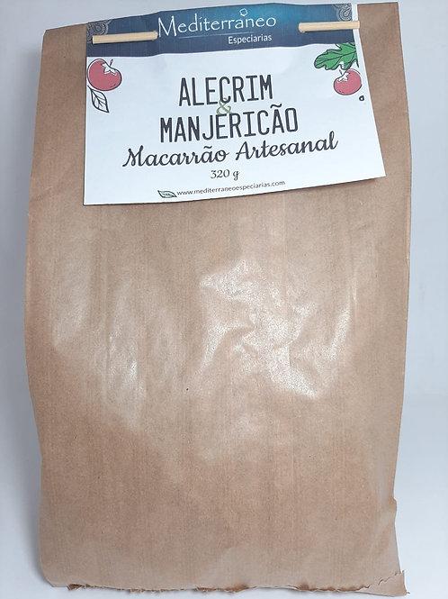 Macarrão Artesanal com Alecrim e Manjericão