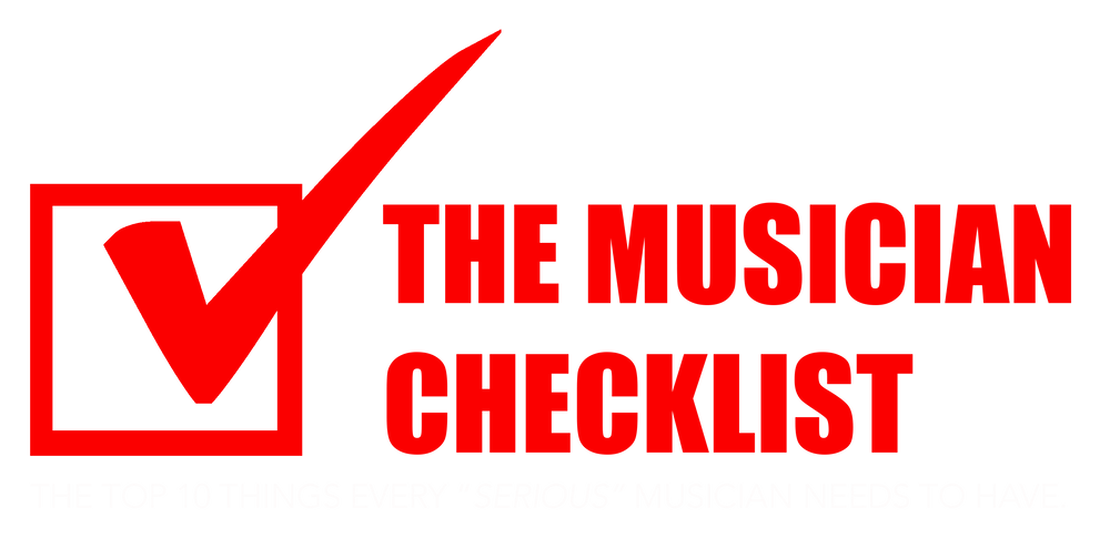Top 10 Things Every Serious Musician Should Have