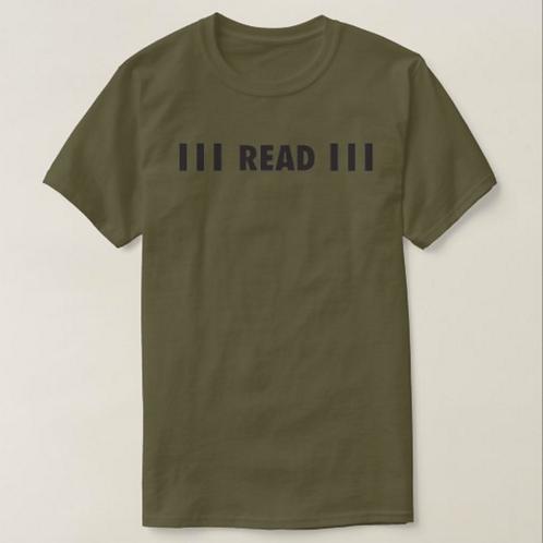 """""""Read between the lines"""""""