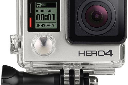 GoPro HERO4 Silver CHDHY-401