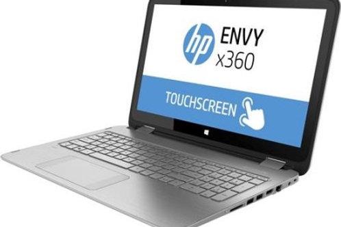 HP ENVY 15-u437cl x360 Convertible (TOUCHSCREEN)