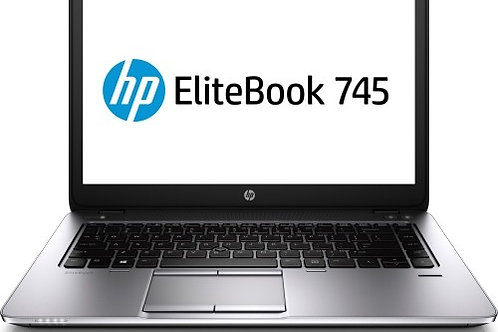 HP EliteBook 745 G2 Notebook (NON-TOUCH), AMD Quad