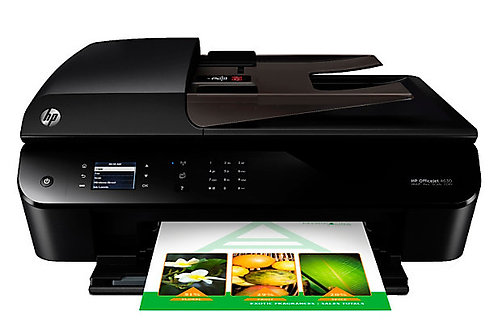 HP Officejet 4630 Color Inkjet e-All-In-One
