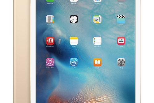 Apple iPad Pro (256GB, Wi-Fi, Gold) 12.9-inch Display