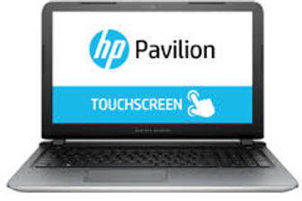 HP Pavilion 15-ab223cl Notebook (TOUCHSCREEN)