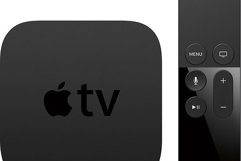 Apple TV (4th Generation) ‑ 1080p ‑ Wi‑Fi ‑ 32 GB  - MGY52LL/A -  Black