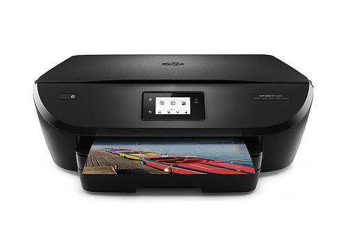HP Envy 5540 Wireless All-in-One Photo Printer with Mobile Printing, Instant Ink