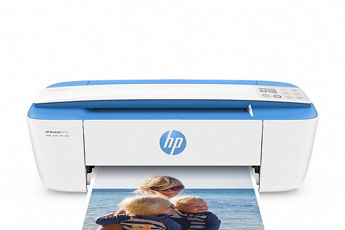 HP DeskJet 3755 Compact All-in-One Photo Printer with Wireless & Mobile Printing