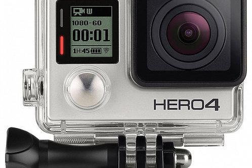 GoPro HERO4 Silver Moto CHDMY-401 Action Camera
