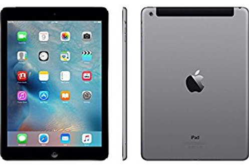 Apple iPad Air ME991LL/A (16GB, Wi-Fi + AT&T, Black with Space Gray) OLD VERSION