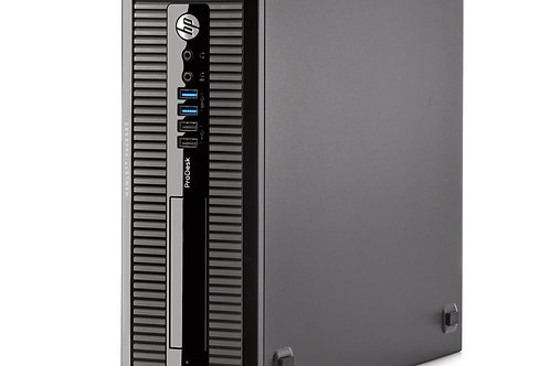 HP ProDesk 400 Small Form Factor Desktop PC