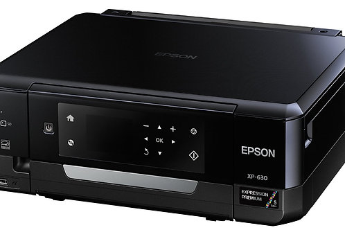 Epson XP630 Wireless Color Photo Printer with Scanner & Copier