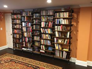 Blackpipe Bookcase