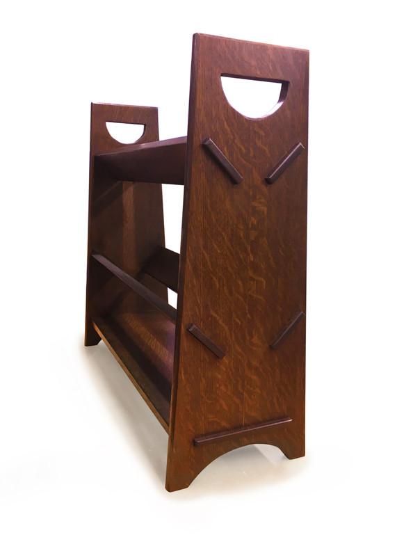Arts & Crafts Bookcase