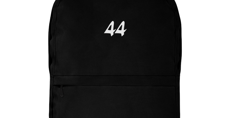 44 Backpack in Black