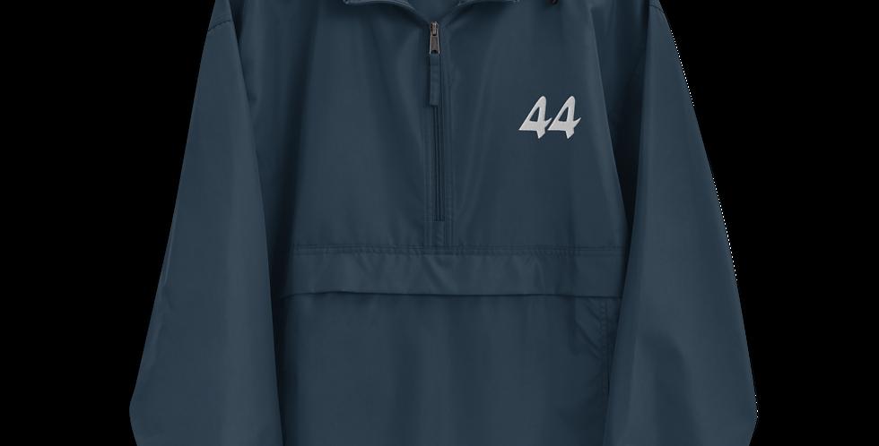 44 Pullover Hoodie in Navy
