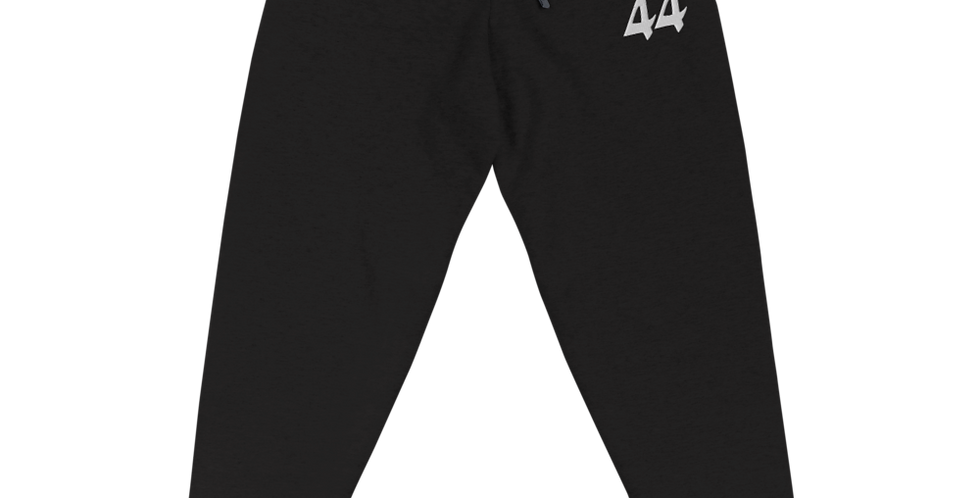 44 Joggers in Black