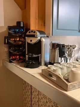 Nespresso Corner