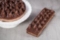 עוגת שוקולד נוגט וקפה, מקמח טף