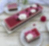 עוגת שכבות תות חדשה
