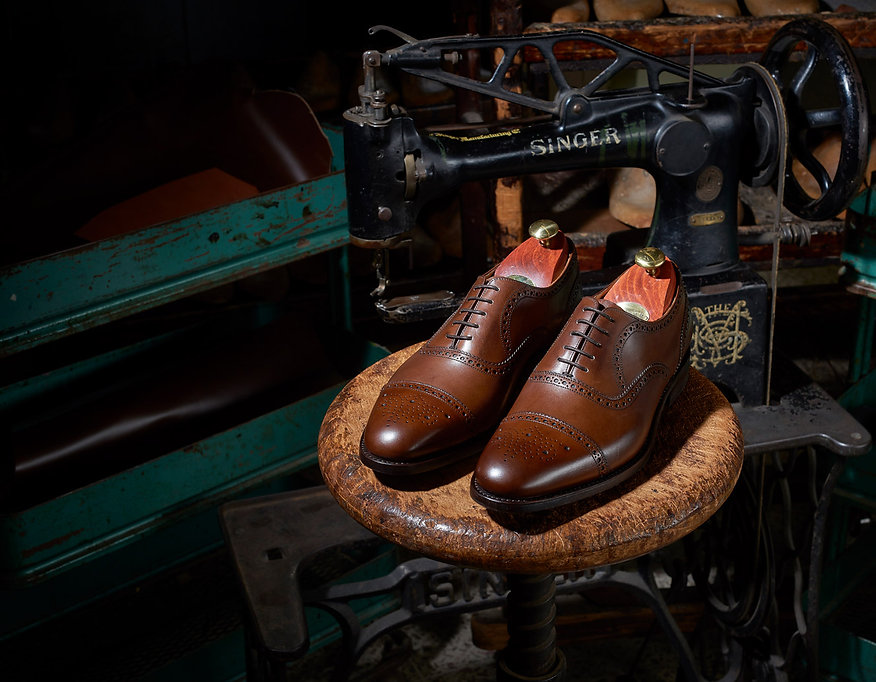 Barker Shoes Heritage