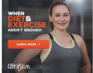 When diet and exercise aren't enough—go beyond with UltraSlim services