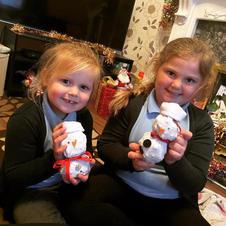 Sophia and Libbie's Snowgirls.jpg