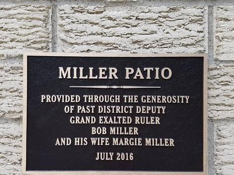 Miller Patio