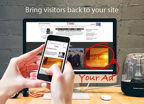 Retarget Online Ads Overview   WIX App Market   Wix com