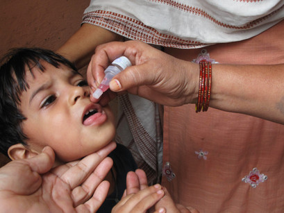 Eliminating Polio in India: A Case Study in Data Use