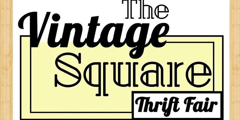 The Vintage Square Thrift Fair