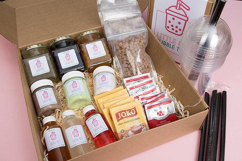 Big Bubble Tea Gift Box