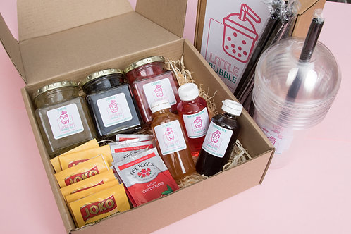 Fruit Bubble Tea Gift Box 12 Drinks