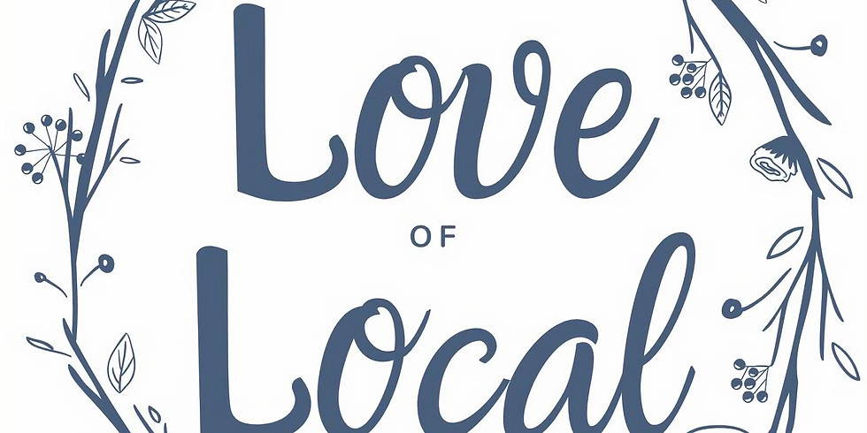 For the Love of Local Market