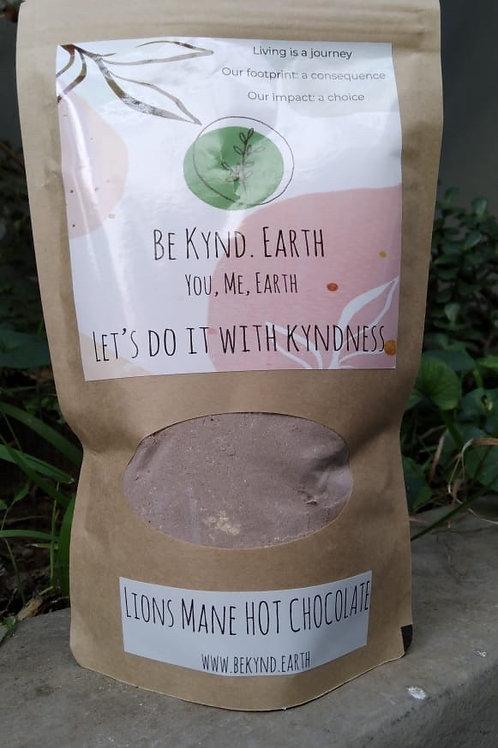 Lions Mane Hot Chocolate