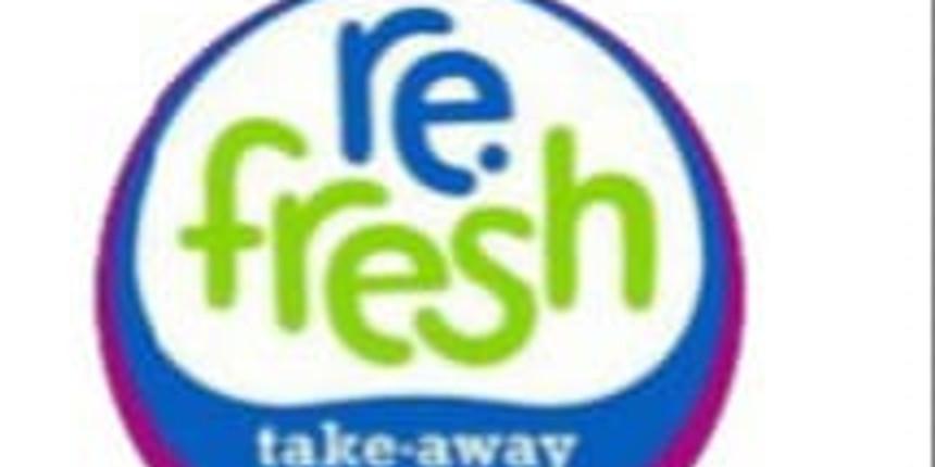 Re-Fresh Cafe Pop up
