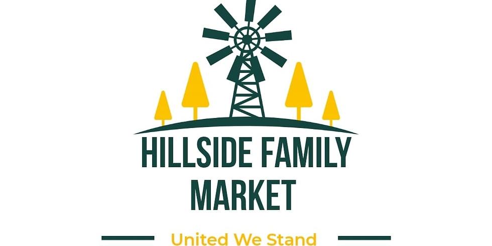 Hillside Family Market (Old Pretoria Noord Boere Mark)